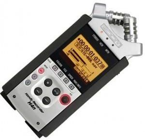 Zoom H4n Handy Recorder Community Television Public Access